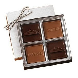 4 Piece Chocolate Gift Box