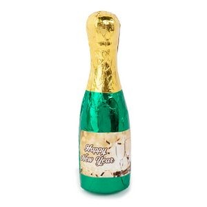 1 Oz. Champagne Bottle Popping Chocolates