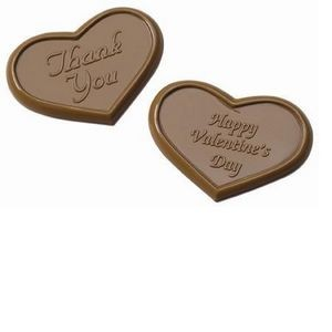 Molded Chocolate Heart